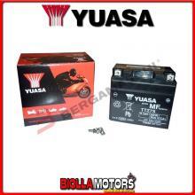 E01072 BATTERIA YUASA YTZ7S-BS SIGILLATA CON ACIDO YTZ7SBS MOTO SCOOTER QUAD CROSS