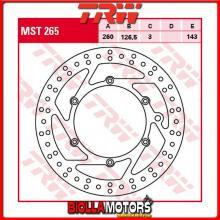 MST265 DISCO FRENO ANTERIORE TRW Husaberg FC 600 CR 2000- [RIGIDO - ]