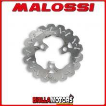 6214097 DISCO FRENO MALOSSI MALAGUTI DVD 50 4T (139 QMB) D. ESTERNO 155 - SPESSORE 3,5 MM -
