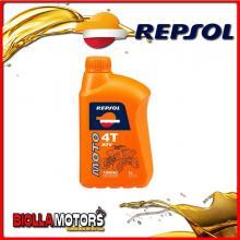 REPSOL18 1 LITRO OLIO REPSOL MOTO ATV 4T 10W40 1LT