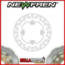 DF5067A DISCO FRENO POSTERIORE NEWFREN KAWASAKI ZX-6 RR 600cc NINJA 2003-2004 FISSO