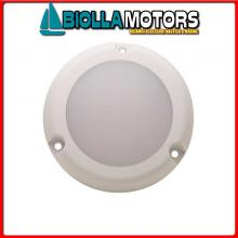 2121272 LUCE POZZETTO STAGNA LED AA2< Luce Impermeabile LED Round Top PL2