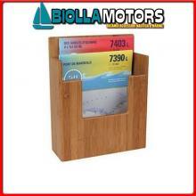 5806102 CONTENITORE NAVIGATION BAMBOO 230X300 Contenitore Porta-Carte