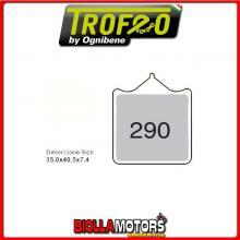 43029001 PASTIGLIE FRENO ANTERIORE OE GILERA SUPERSPORT 600 2002- 600CC [SINTERIZZATE]