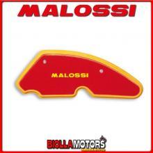 1413417 SPUGNA FILTRO RED SPONGE MALOSSI APRILIA SR R FACTORY 50 2T LC (PIAGGIO C361M)