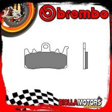 07BB38SC PASTIGLIE FRENO ANTERIORE BREMBO APRILIA TUONO 2013- 1000CC [SC - RACING]