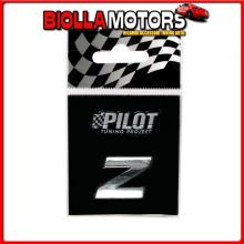 07936 PILOT 3D LETTERS TYPE-1 (18 MM) - Z