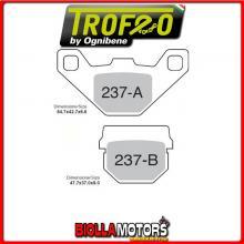 43023700 REAR BRAKE PADS OE PGO ATV X RIDER 50 2003- 50CC [ORGANIC]