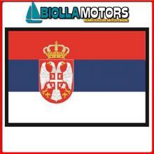 3404840 BANDIERA SERBIA 40X60CM Bandiera Serbia