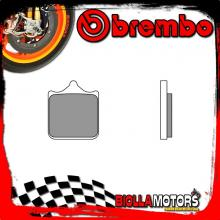 07BB3396 PASTIGLIE FRENO ANTERIORE BREMBO MOTO MORINI GRANFERRO 2010- 1200CC [96 - GENUINE SINTER]