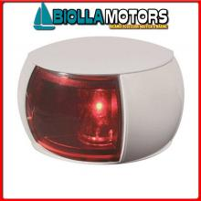 2112760 FANALE LED HELLA 0520 RED WH Fanali Hella Marine NaviLED Compact -W
