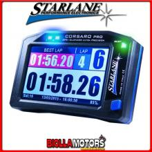 CORSPRO Cronometro STARLANE CORSARO-PRO GPS + GLONASS con Display Touch Screen a Colori e connessione Bluetooth. Abbinabile a mo
