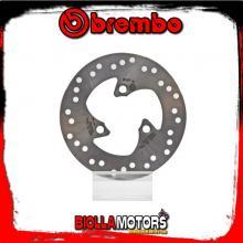68B40716 DISCO FRENO ANTERIORE BREMBO TGB 202 T 1999- 50CC FISSO