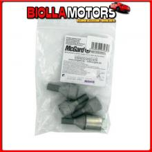 MG27565SU MCGARD BULLONI CONICI PER FIAT DUCATO, KIT 4 PZ - ORIGINAL - B010 PEUGEOT BOXER (VAN) (02/94>03/06)