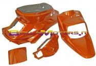 STR-990/OR SET CARENE BOOSTER STR8 arancione (4 pezzi)