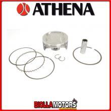 S4F08300005A PISTONE FORGIATO 82,95 - Rev.dome-Low c.-Kit Athena ATHENA HUSQVARNA TE 250 Husqvarna Engine 2003-2005 250CC -