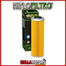 HF650 FILTRO OLIO KTM 450 Rally Factory Replica 2011-2016 450CC HIFLO
