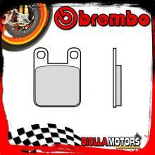 07BB1205 REAR BRAKE PADS BREMBO MONTESA COTA 1988- 125CC [05 - ROAD CARBON CERAMIC]
