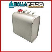 4034032 SERBATOIO CAN VERTICAL 32L INOX Serbatoi Inox Verticali