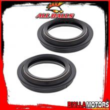 57-109 KIT PARAPOLVERE FORCELLA Honda CBF 250 250cc 2004- ALL BALLS