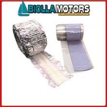 3320077 NASTRO ELASTICO FIBERGLASS/METAL H100X5M Nastro Termoisolante Elastico per Alte Temperature