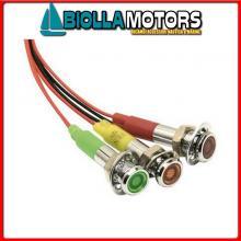 2105018 SPIA PILOT LIGHT 6MM RED< Spie LED OC 6MM 12V