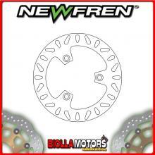 DF5217A DISCO FRENO POSTERIORE NEWFREN HONDA CBR 400cc R HURRICANE 1986- FISSO