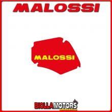 1411420 SPUGNA FILTRO RED SPONGE MALOSSI PIAGGIO ZIP Fast Rider 50 2T