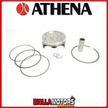 S4F08300003B PISTONE FORGIATO 82,96 - Rev.dome-Low c.-Kit Athena ATHENA SUZUKI RM-Z 250 2004-2006 250CC - ALTERNATIVA