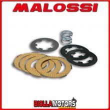 5216522 SERIE DISCHI FRIZIONE MALOSSI MHR TEAM VESPA PK XL 125