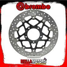 78B40893 DISCO FRENO ANTERIORE BREMBO MV AGUSTA BRUTALE 2013- 675CC FLOTTANTE