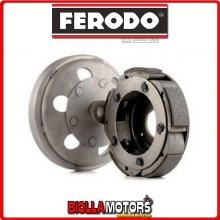 FCG0107 KIT FRIZIONE E CAMPANA FERODO HONDA FORESIGHT FES 250CC 1997-2007