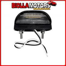 41504 LAMPA FANALE A LED SMD, ILLUMINAZIONE TARGA, 10/30V