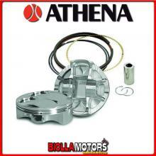 P21001-001 PISTONE ATHENA Factory Piston KIT (HC 14.2:1 Piston + Gasket Kit) ATHENA HONDA CRF 250 R 2010-2015 250CC -