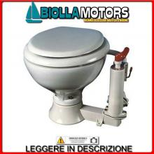1322122 TOILET RM69 CLASSIC COMPACT WC - Toilet Manuale RM69 Classic