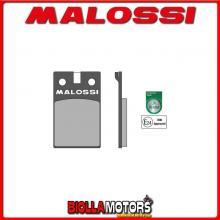 6215046 PASTIGLIE FRENO MALOSSI SINTERIZZATE MALAGUTI F12-PHANTOM 50 2T