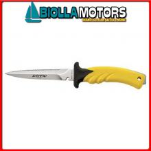 5830013 COLTELLO TORPEDO YELLOW Coltello Torpedo