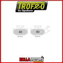 43004000 PASTIGLIE FRENO ANTERIORE OE SUZUKI ATV LT-A 450 (pinza sx) 2007- 450CC [ORGANICHE]
