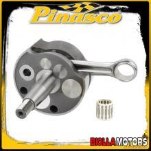 27082002 ALBERO MOTORE PINASCO FACTORY PIAGGIO VESPA ETS 125 CORSA 51 PER CARTER PINASCO