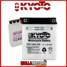 712122 BATTERIA KYOTO YB12AL-A2 [NO ACIDO] YB12ALA2 MOTO SCOOTER QUAD CROSS [NO ACIDO]