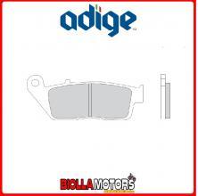 P.112ASX PASTIGLIE FRENO ADIGE ANTERIORE HONDA CB N/T/W/X/Y 2005 250cc (ORGANICHE)