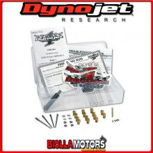 E5321 KIT CARBURAZIONE DYNOJET TRIUMPH Bonneville 800cc 2005-2007 Stage 3 Jet Kit