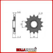 547330314 PIGNONE S AC P520-D14 KTM ENCC 400 LC4 EXC Racing 4T 00/08