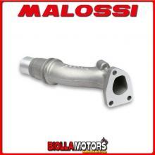 024957B COLLETTORE ASPIRAZIONE MALOSSI D. 24X28,6 VESPA PK XL 125 INCLINATO -