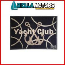 5801902 MB WELCOME TAPPETO 70X50 YACHT CLUB Tappeto Yacht Club