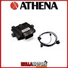 GK-GP2ELM-0001 CENTRALINA GP2 EVO ECU (with P&P Harness to ATV stock Harness) ATHENA YAMAHA YFZ 450 2009-2013 450CC -