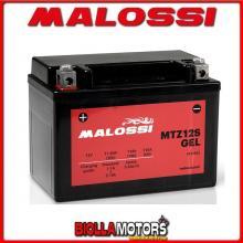YTZ12S-BS BATTERIA MALOSSI 12V 11AH HONDA FSC600 600 2012- 4418925 YTZ12SBS [A GEL]