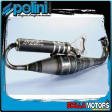 200.0288 MARMITTA POLINI YAMAHA ORIZZ. H2O 70CC BIG EVOLUTION (TORSEN WD APPLICABILE)