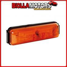 98459 LAMPA LUCE INGOMBRO A 4 LED, 24V - ARANCIO