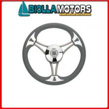 4641703 VOLANTE D350 22 TARGA GREY Volante Targa/Steel